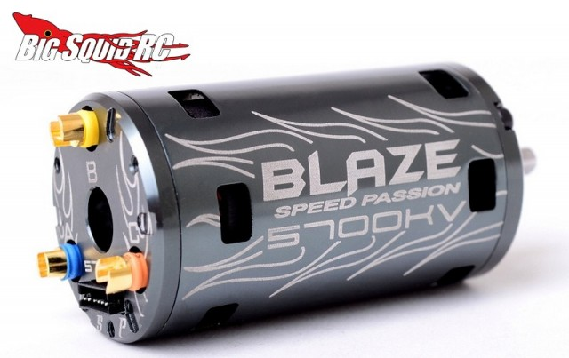 Speed Passion Blaze Brushless