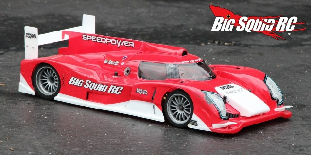 Speed Passion LM-1 Le Mans Car