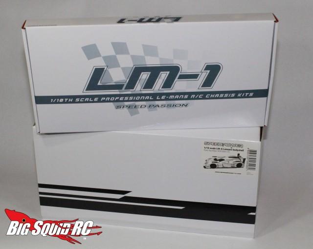 Speed Passion LM-1 LeMans Spec Racer