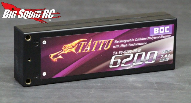 Tattu Lipo Battery Review