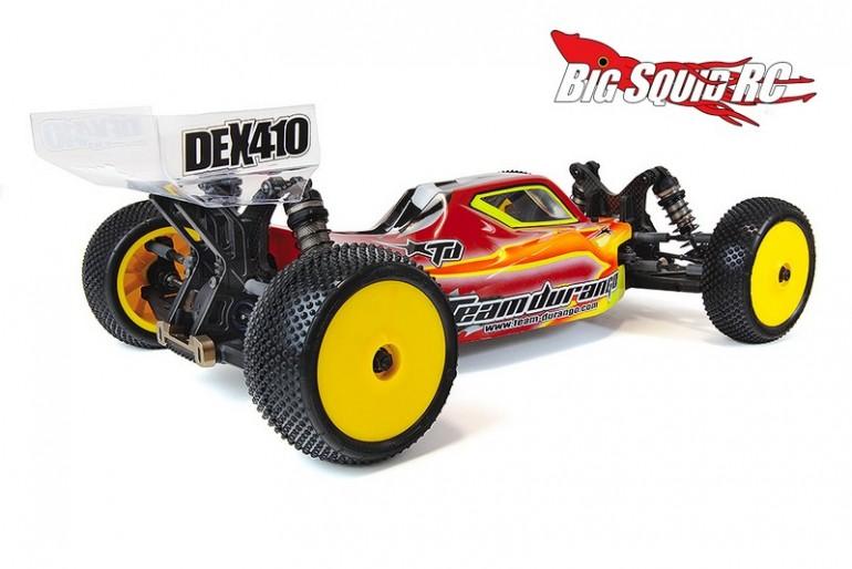 Team Durango DEX410v4 4WD Buggy