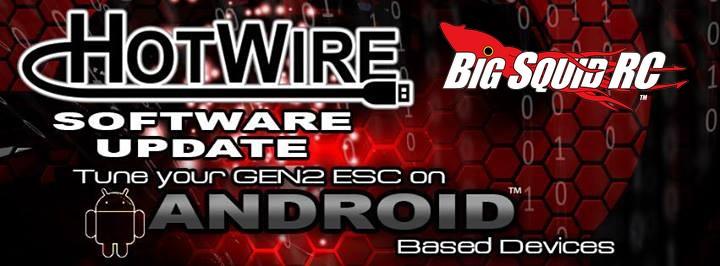 Tekin Hotwire app