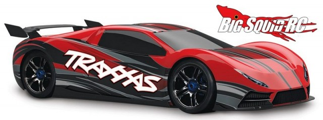2014 Traxxas XO-1 Super Car