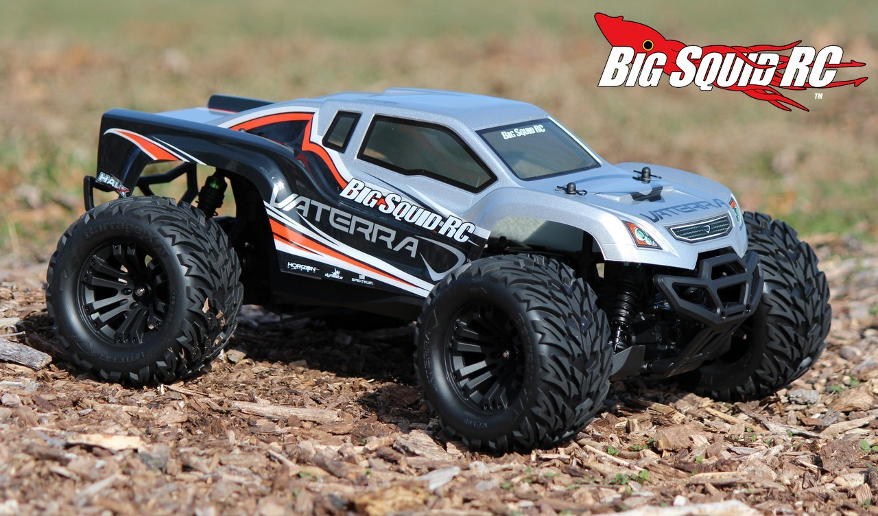 Review Vaterra Halix 4wd Monster Truck 171 Big Squid Rc