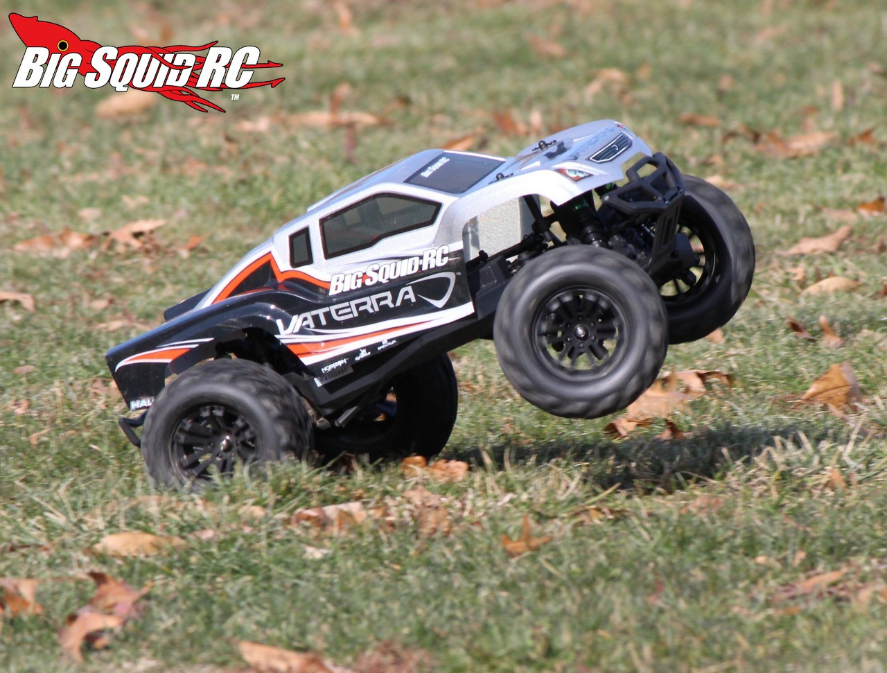 Review – Vaterra Halix 4wd Monster Truck
