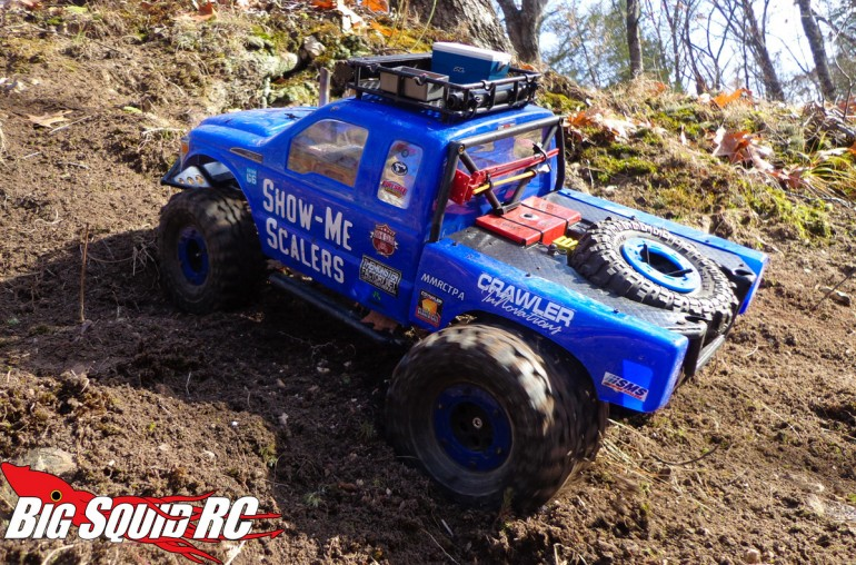 Axial SCX10 Dually