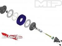 MIP Super Ball Diff for Pro-Line PRO-2
