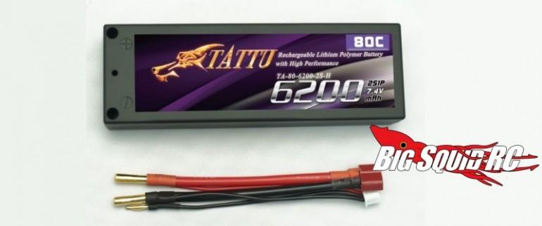 Tattu 6200 Lipo