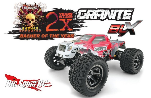 ARRMA Granite BLX Bash Vehicle of the Year