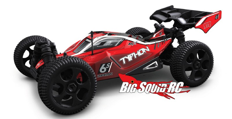 Arrma 6s Speed Class Kraton Monster Truck And Typhon Buggy
