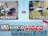 Ares Winter Video Challenge