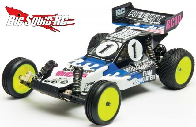 Associated RC10 Worlds Car Kit