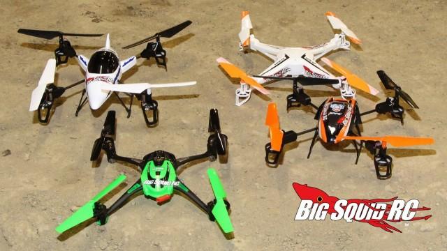 BigSquidRC Quadcopter Shootout 2 Looks 1