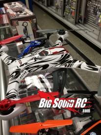 Blade 350QX with UpgradeRC Kabuki Skin