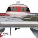 Boat hull propwash