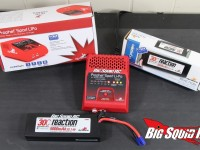 Dynamite Prophet Sport Lipo Charger Reaction 30C Lipo battery