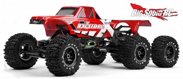 Exceed 6x6 MadTorque Crawler