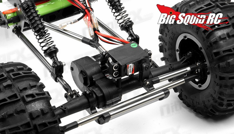 Exceed RC 1/10th Scale 6×6 MadTorque RTR Crawler « Big Squid
