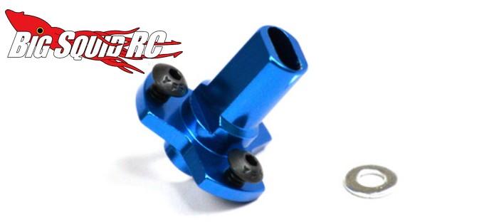 Exotek Associated Direct spur gear hub