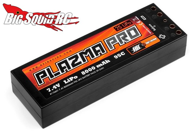HPI 8000 Lipo Battery