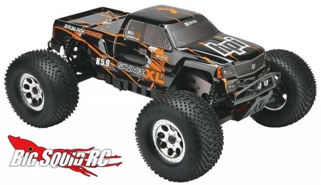 2014 HPI Savage XL 5.9