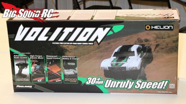 Helion Volition Unboxing Pictures