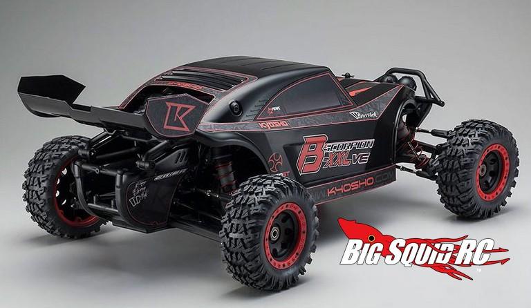 kyosho Scorpion B-XXL ve