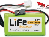 Hobbico LiFeSource batteries