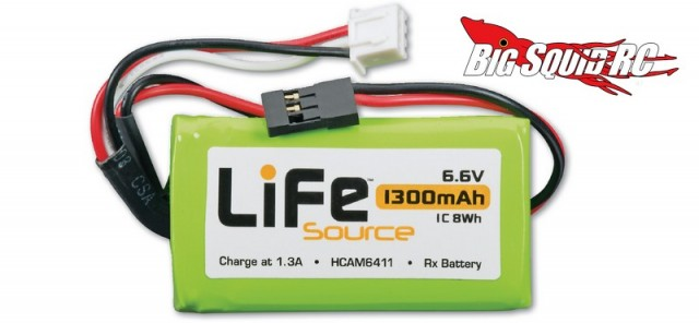 Hobbico LiFeSource batteries