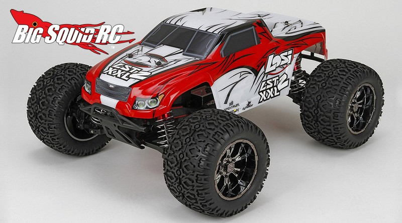 Losi Gas Powered Lst Xxl Rtr