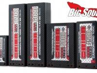 Team Orion 100C Lipo batteries
