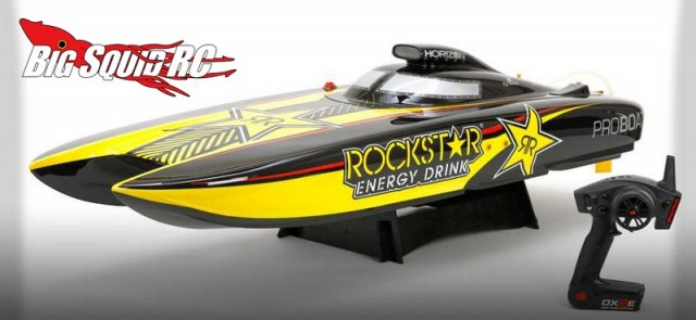 Pro Boat Rockstar 48 Gas Catamaran