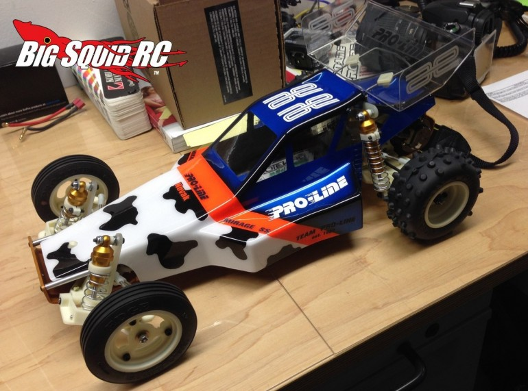 Pro-Line Mirage SS RC10