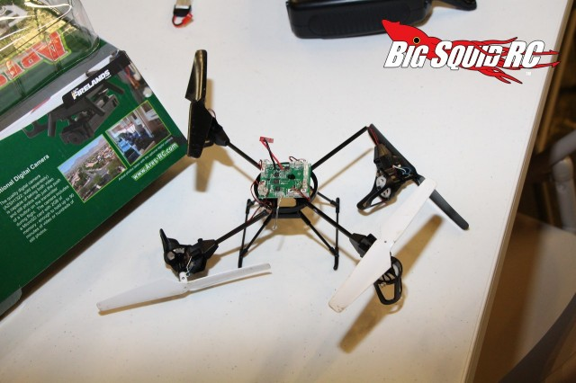 Quadcopter Shootout 2 Durability 4