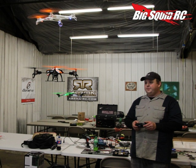 Quadcopter Shootout 2 Ease of Flight