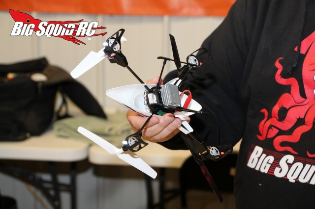 Quadcopter shoout payload 1