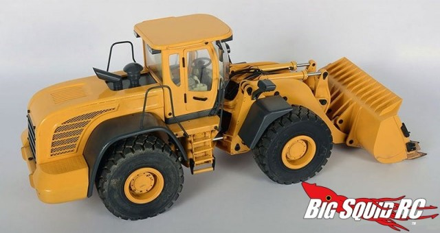 1/12 Scale Earth Mover 870K Hydraulic Wheel Loader