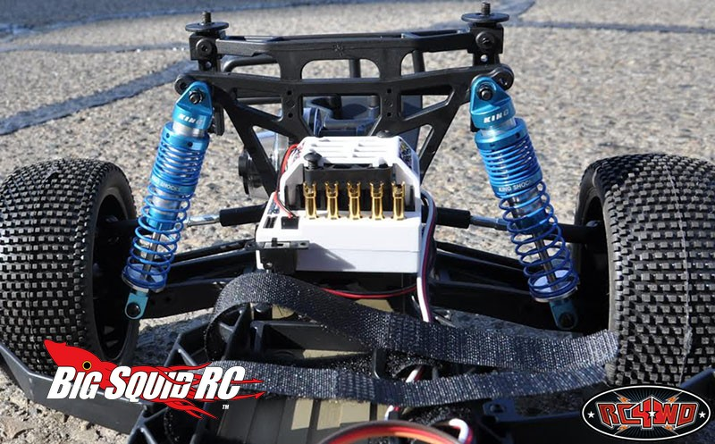Rc4wd King Off Road Short Course Racing Shocks 2 Big Squid Rc Rc