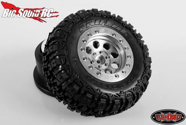 RC4WD Aluminum Short Course Wheels
