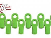 RPM Green Tie Rod Ends Traxxas