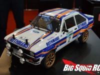 Rally Legends Ford Escort Mk II 1981 RS Rothmans Duckham