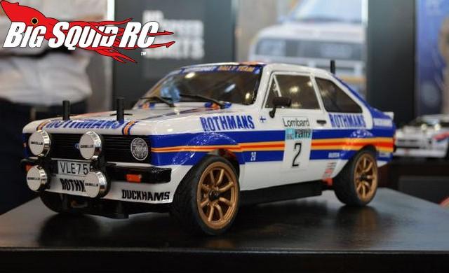 Rally Legends Ford Escort Mk II 1981 RS Rothmans Duckham ...