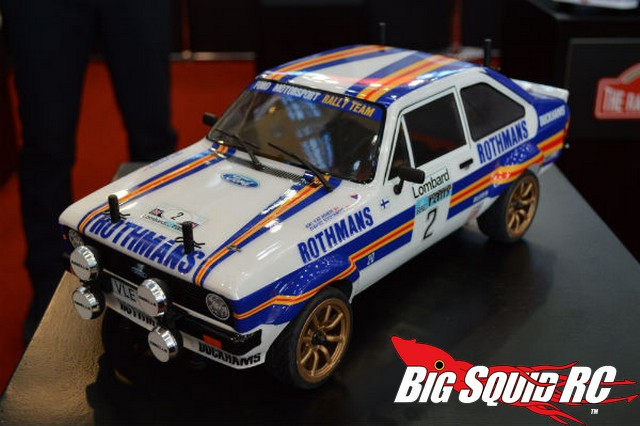 Rally Legends Ford Escort Mk II 1981 RS Rothmans Duckham