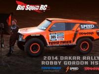 Robby Gordon Dakar 2014 HST