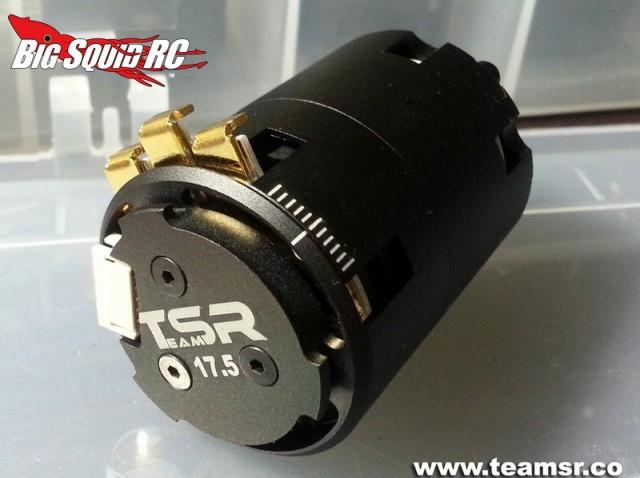 Team SR Brushless Motor