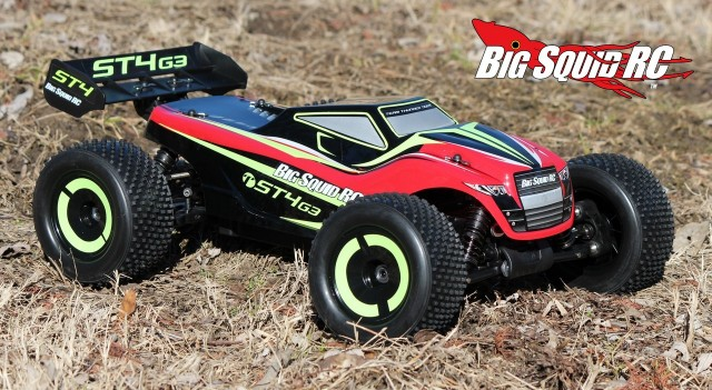 Thunder Tiger ST4 G3 Truggy Review
