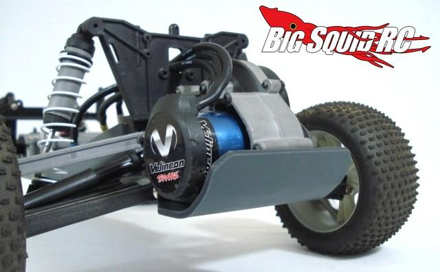 T-bone Racing Traxxas Rear Skid Plate