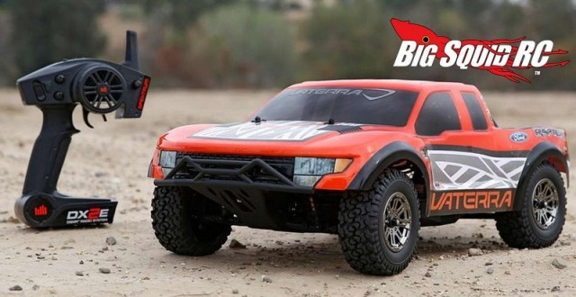 Vaterra Ford Raptor 4wd RTR
