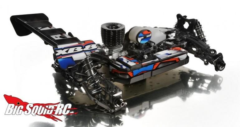 XRay XB8 Buggy