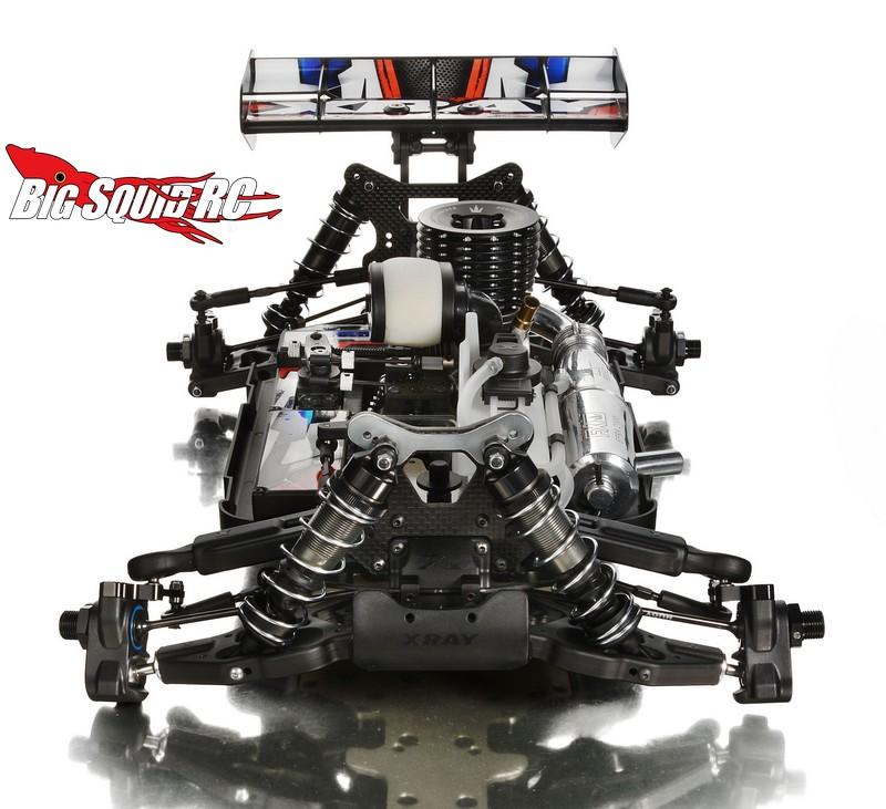 Xray Xb8 1 8 Nitro Buggy Kit 171 Big Squid Rc Rc Car And